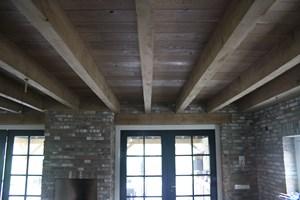 houten balklaag