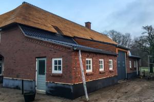 Vernieuwbouw woonboerderij