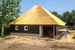 Vlaamse Schuur Bouwen : Vlaamse schuur v s authentiek bouwen bv